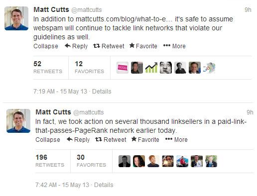 Matt-link-spam