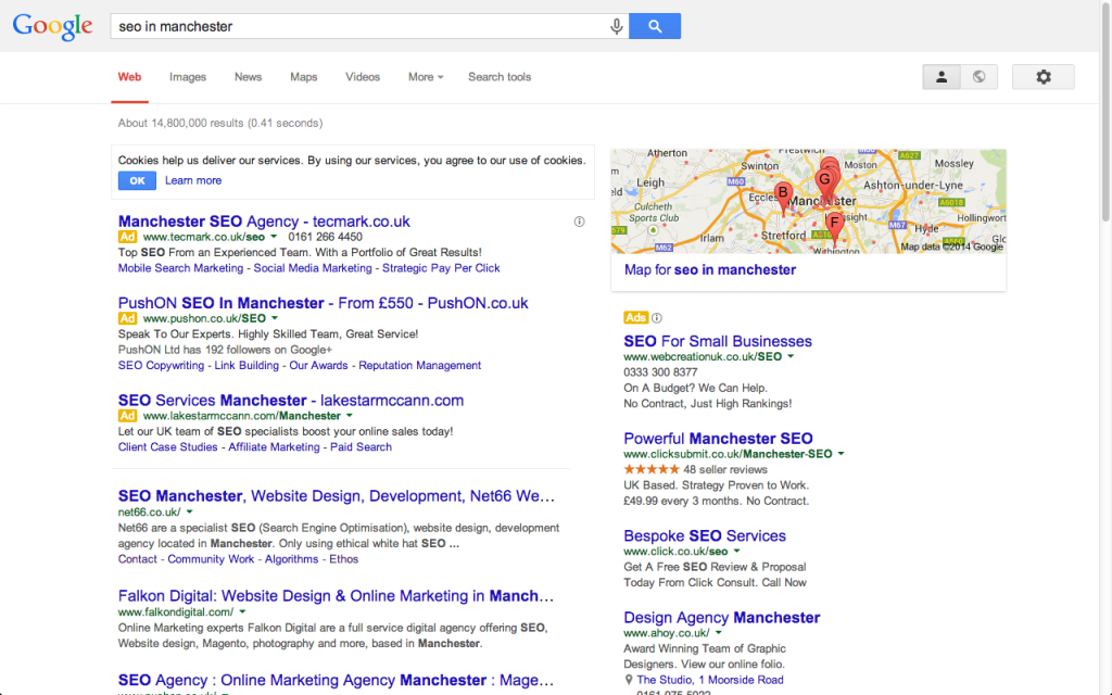 Google-New-Layout