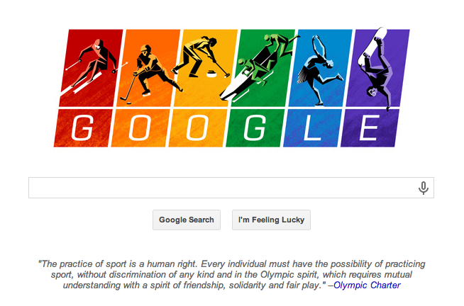Google Gay Rights Logo