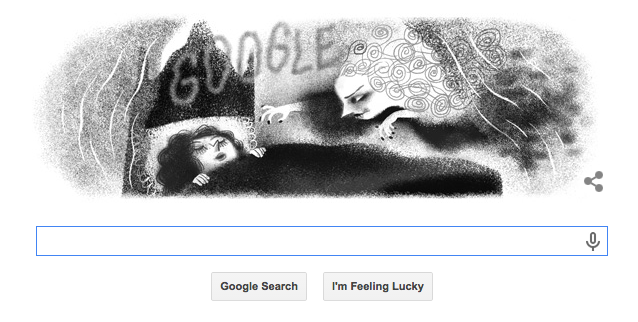 sheridan-le-fanu-google-doodle