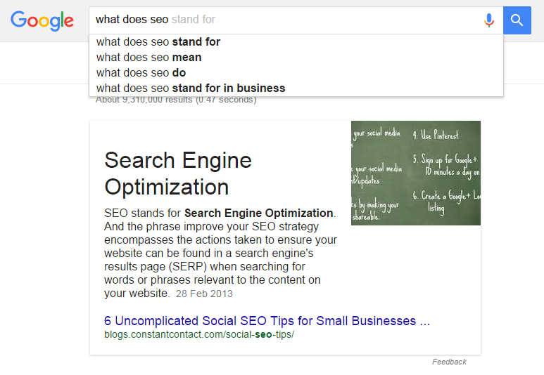 WhatDoesSEO