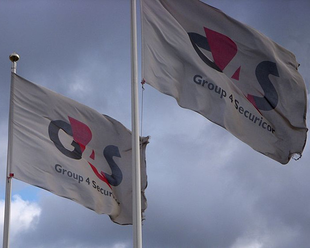 G4S flags Google Apps image