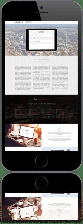 bad responsive web design